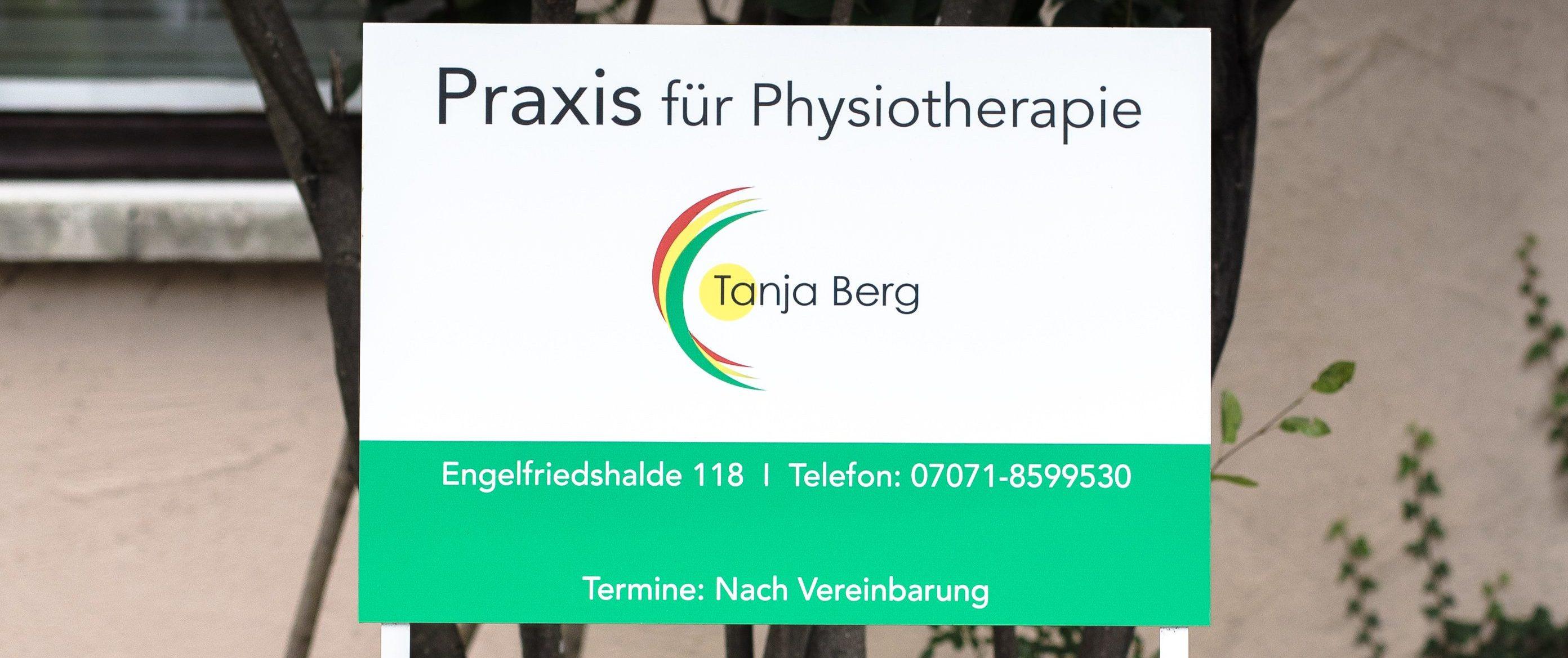 Praxis für Physiotherapie Tanja Berg